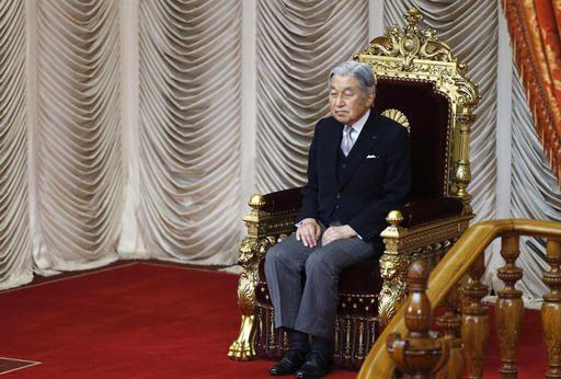 日政府成立仪式准备委员会负责天皇退位事宜