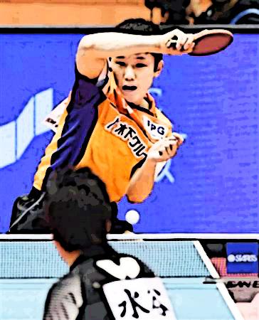 卓球14歳張本、水谷撃破し史上最年少王者に!【連載:アキラの着目】