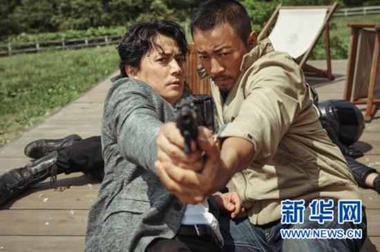 《追捕》在日本热映展示不一样的大阪风情