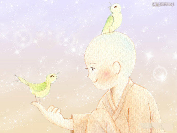 真实的慈悲 不要问如何生起 其实一直在你心中