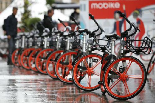 开拓海外市场 摩拜单车将进驻日本20座城市