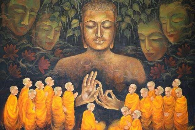 我们的福报甚至超过佛陀时代的弟子