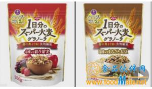 日本日清CISCO召回杀菌剂超标的谷类商品