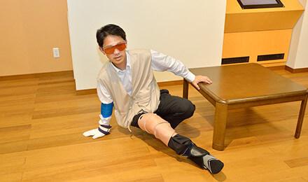 高齢者の疑似体験ができる東京ガス・シニアシミュレーション【連載:アキラの着目】