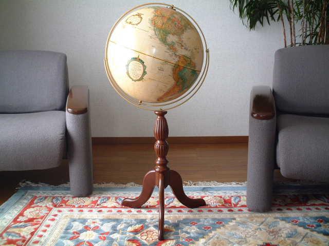 The CAMBRIDGE(ケンブリッジ) - 地球儀専門店(GLOBE SHOP TOKYO)HPから引用