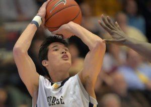日本希望之星参加NBA选秀,NCAA场均14+7、被称真人仙道