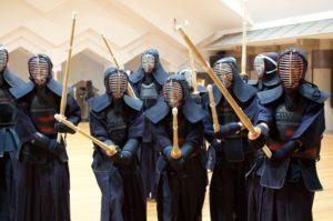 日本傳統的競技性武術運動,劍道體驗<br><span class=