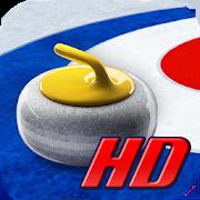 スマホゲームアプリ『カーリング3D lite』