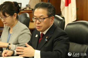 商务部部长钟山访日 提出深化中日贸易投资合作六点建议