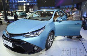 日系车企纷纷表示将在中国投放电动汽车
