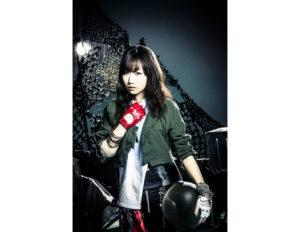 田所梓演唱《刃牙BAKI》ED单曲封面和详情公开