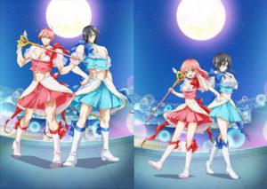 《魔法少女俺》6月27日将发售角色歌集
