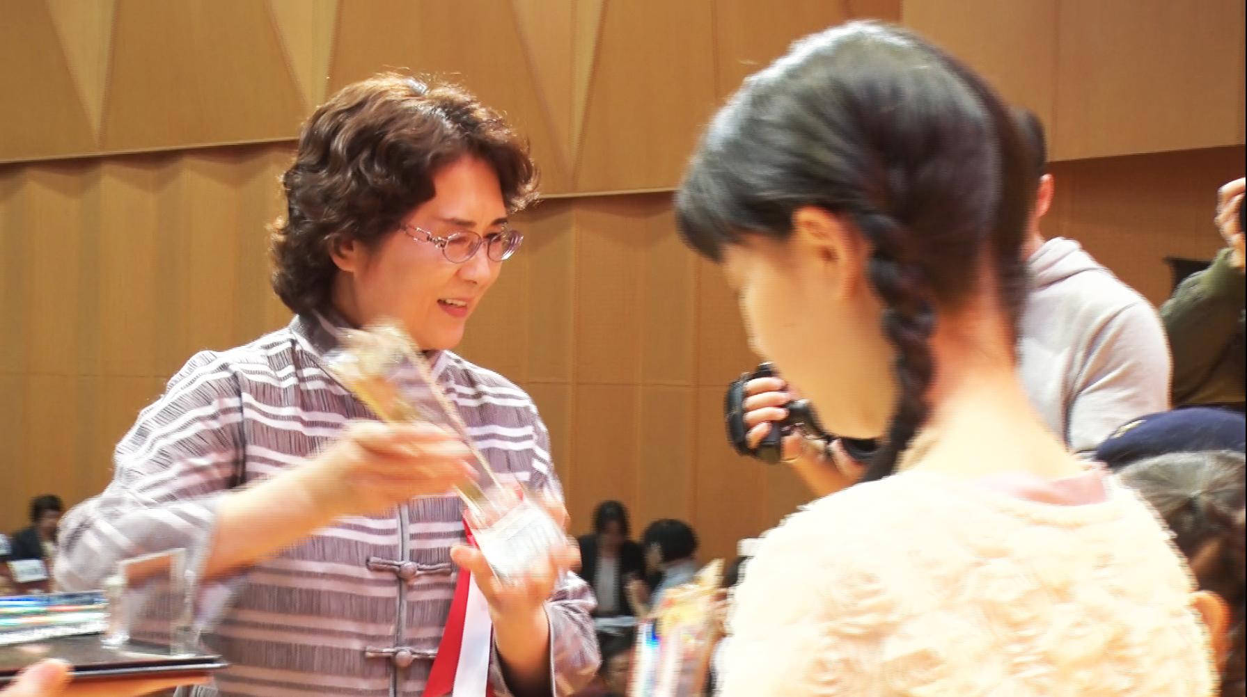 駐日中国大使夫人 汪婉女士