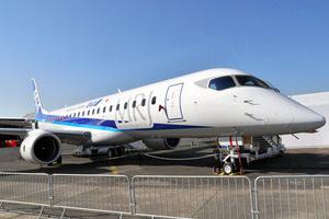 三菱重工研究资产重组 MRJ飞机将于2020年中期交付