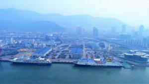 连云港-日本邮轮航线持续升温
