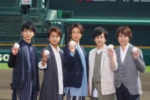 """男子偶像团体""""岚""""将为夏季高中棒球锦标赛演唱主题曲"""