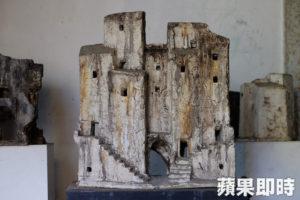 【日本茨城】凭着直觉创作 驹泽博司在作品里创造城市