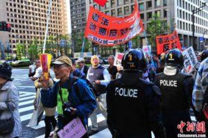 """日本宪法纪念日 6万民众东京集会守护""""和平宪法"""""""