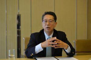 日本驻重庆总领事小松道彦:期望成都成中日新经济合作重点地