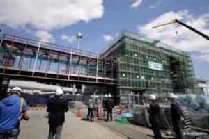 仙台机场码头式航站楼预计11月投入使用