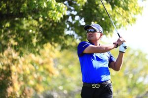 日本PGA锦标赛琼斯领先次轮 石川辽T18梁文冲T27