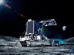日本太空公司要在月球打造一个永久人类居住地