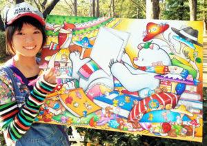 日本东京一公立动物园制作新招牌 面向全国募集资金