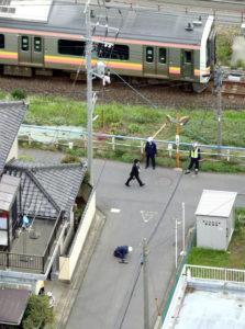 日本一女童放学途中遇害 列车通行间隙被抛尸铁轨