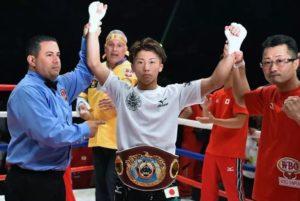 昨天,日本又出怪物拳王!一回合碾压世界冠军!