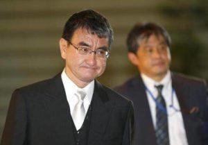 日本外相拟6月上旬访问新加坡 打探朝美峰会消息