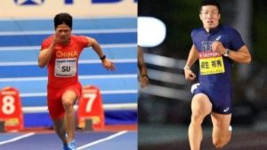中国第一飞人10.05秒完爆日本天才,曾连爆3大日本高手夺冠