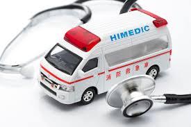 日研究人员称重伤送医者死亡率O型血更高