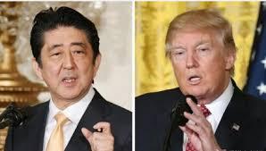 快讯:日美首脑通电话 或就朝鲜局势等磋商