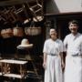 Wife&Husband 鸭川野餐趣