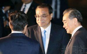 详讯:中国国务院总理李克强首次访问日本