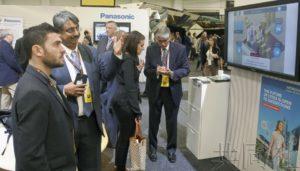 智慧城市技术展在纽约开幕 日企推介先进科技