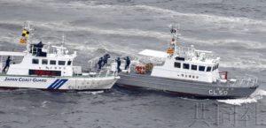 日本海上保安厅时隔5年举行观阅式
