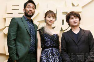 日本力争以合拍片进军中国巨大电影市场