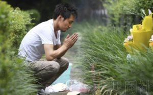 人物:日本男子为汶川地震中逝去的恋人移居成都