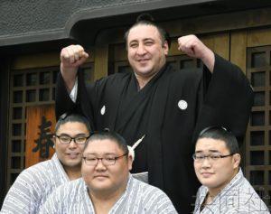 日本相扑协会一致决定栃之心晋升大关