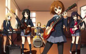 《轻音少女》吉他登顶 日媒票选最想演奏的乐器排名
