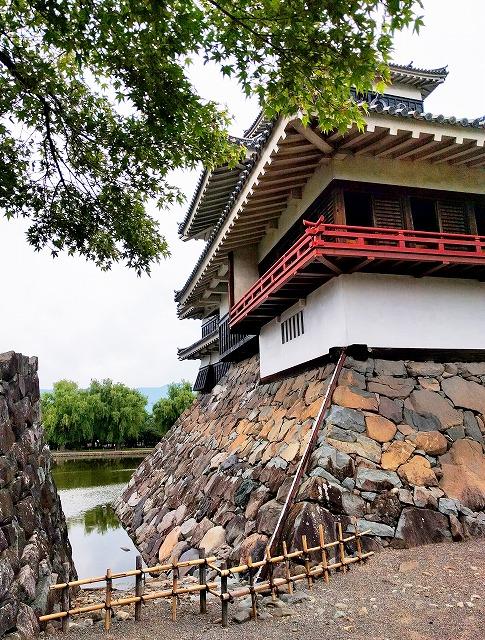 松本城月見櫓