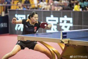 9-0打爆日本天才,平野美宇第5次被打哭,顾玉婷已成她最大克星