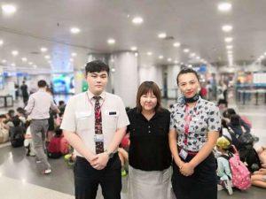 东航北京:圆满保障受雷雨延误影响日本儿童团