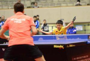 国乒危机!日本乒乓球11岁天才横空出世 或将成为下一个张本智和