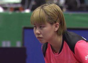 日本主力4-3淘汰国乒小魔王!国乒新星3:0领先遭惊天大逆转!