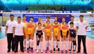 u19女排亚锦赛:中国0-3不敌日本 依然是夺冠热门队