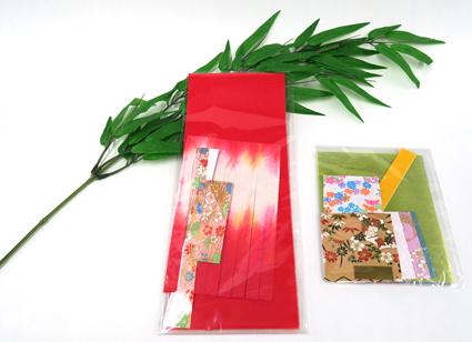 オフィスのデスクや食卓に、仙台七夕飾りミニキット【連載:アキラの着目】