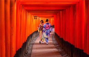 日本最适合穿和服的景点,你去过几个?