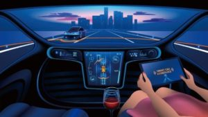 日本着手修改无人驾驶汽车法规